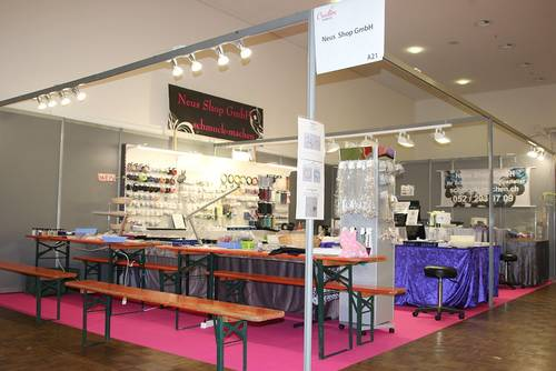 Neus Shop Creativa Stand A21 Herbst 2015 Messe Z�rspa Z�rich